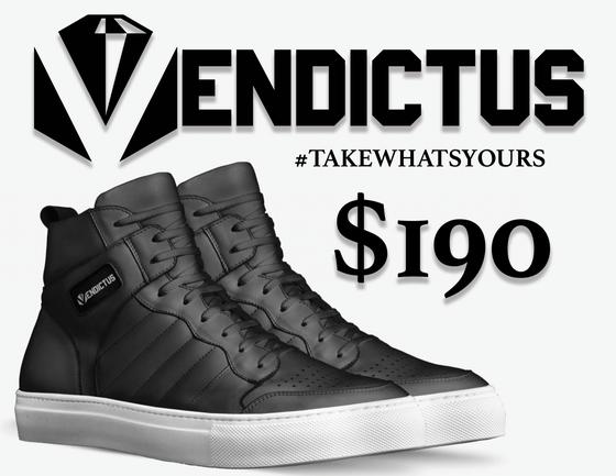 Image of Mens Vendictus Shoe
