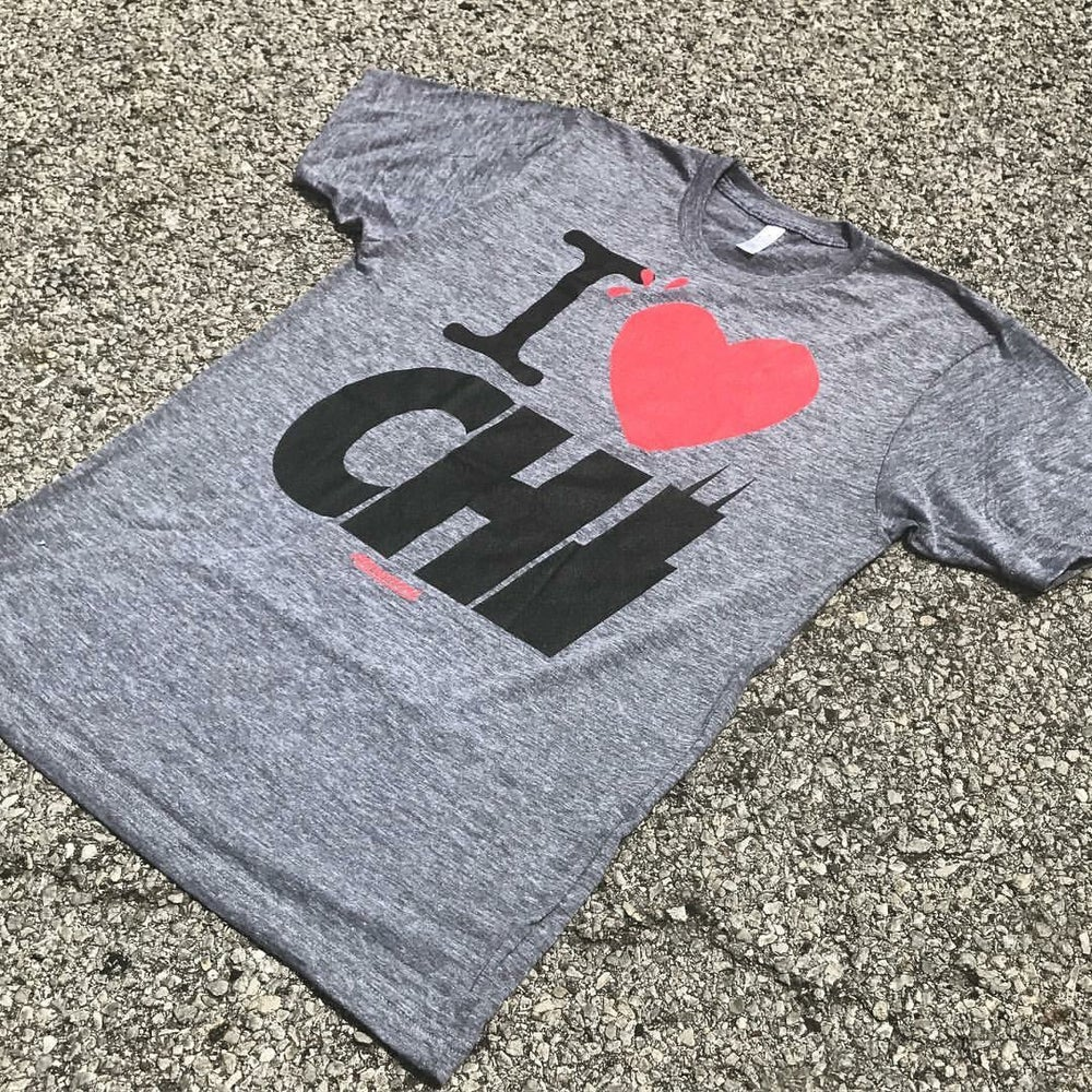 "Image of The ""I Heart Chi"" Tee"