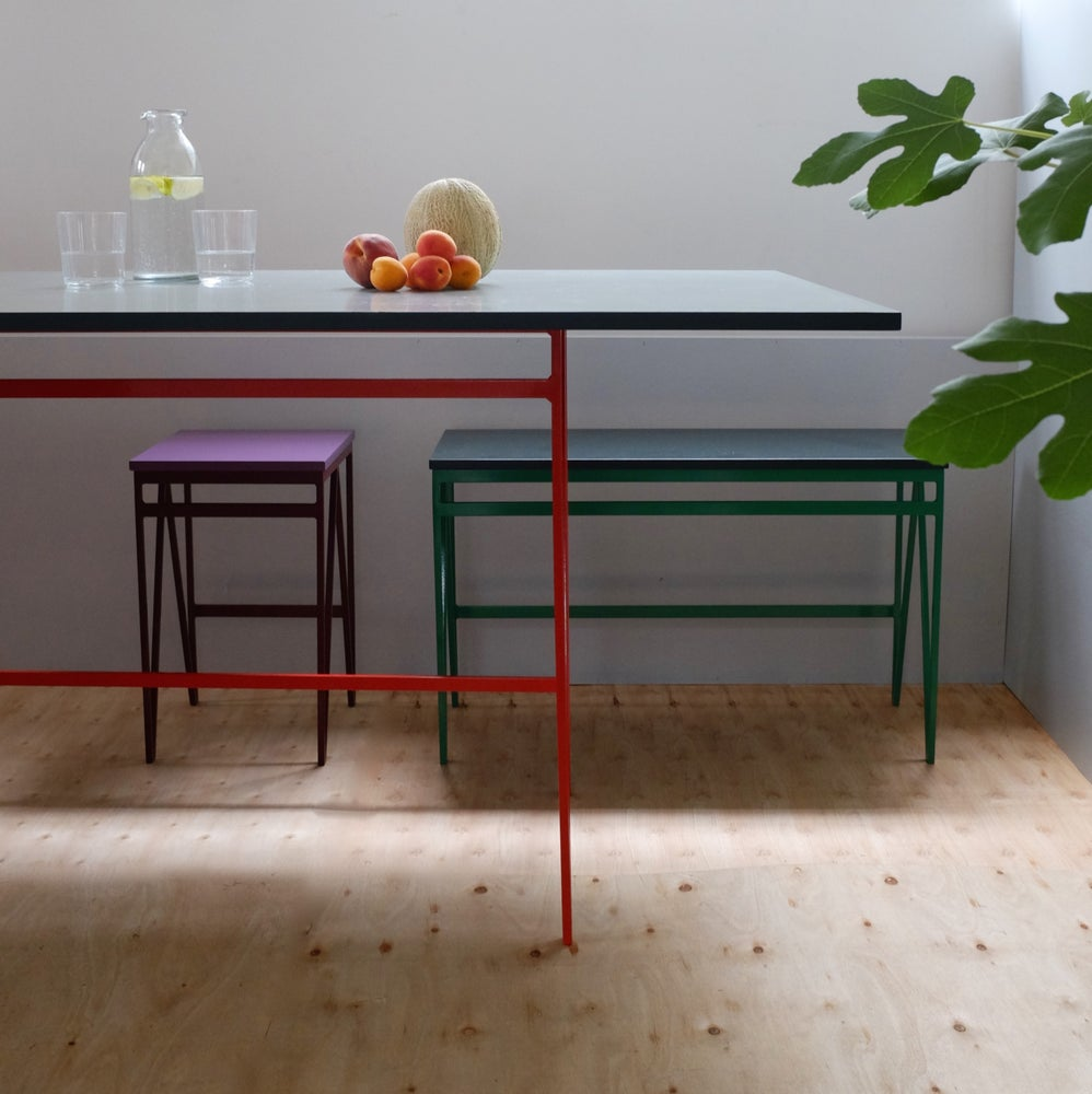Image of Colour Play medium bench
