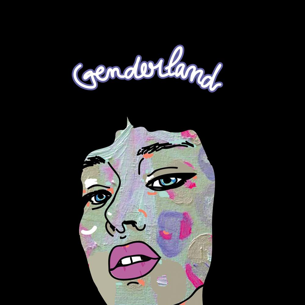 """Image of DRIFT. - Genderland 12"""" EP"""