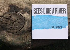 Image of Sees Like a River Limited Edition Book and Cd