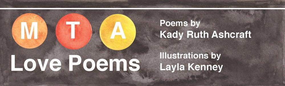 Image of MTA Love Poems, Vol. 1