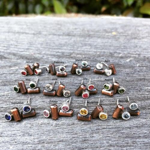 Image of ./Dot & Dash Earrings\.