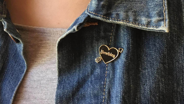 Image of Bewbies Pin