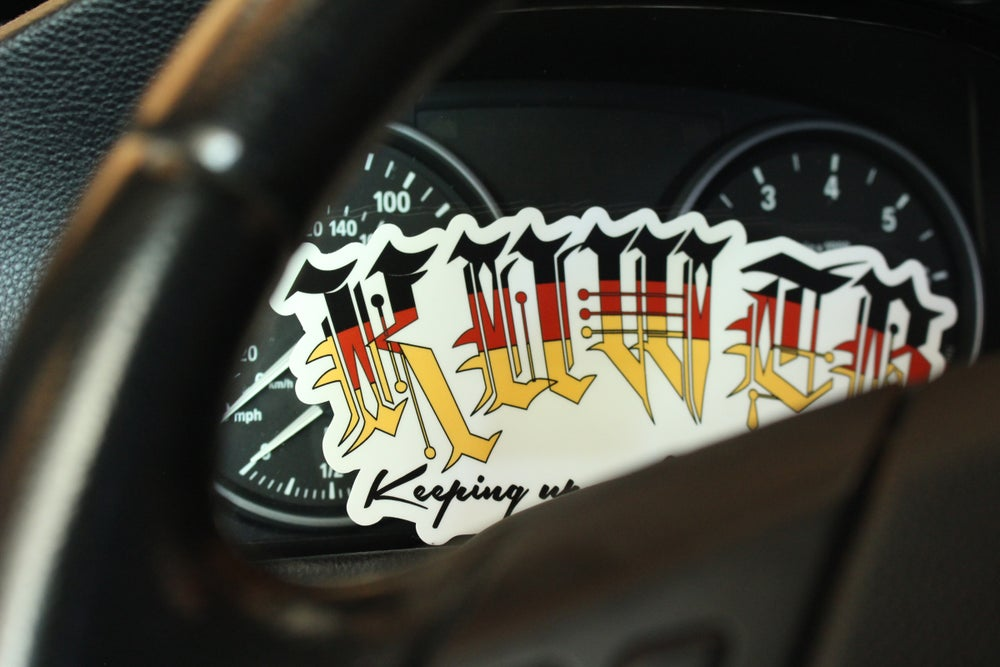 "Image of KUWTB ""German Born"" Limited (Only 1 Left!)"
