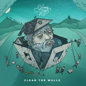 """Image of """"Clear The Walls"""" -  12"""" 150 Gram Vinyl Pre-Order"""