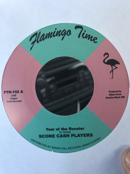 Image of SCONE CASH PLAYERS - YEAR OF THE ROOSER / DOS PHOENIX