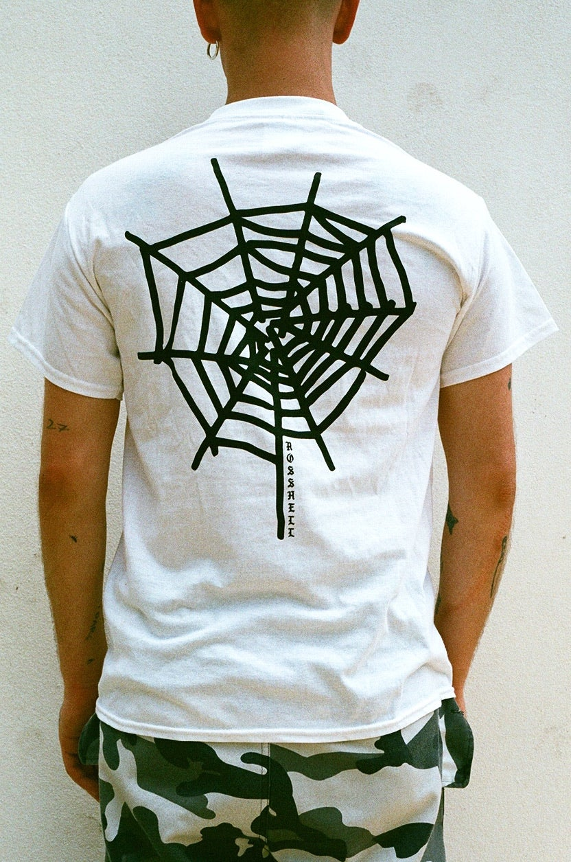 Image of white WEB T