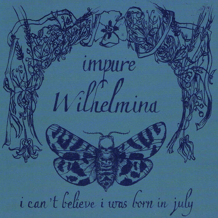 Image of I can't believe I was born in July CD (digipack)