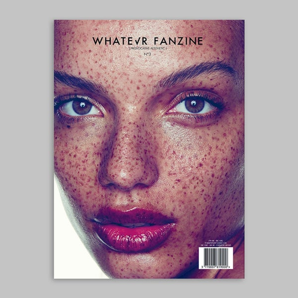Image of What Ever Fanzine
