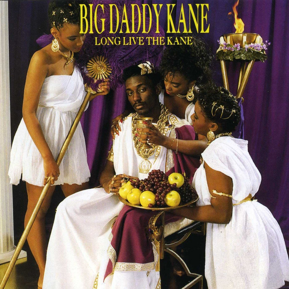 Image of Big Daddy Kane - Long Live the Kane [LP] OMINC010