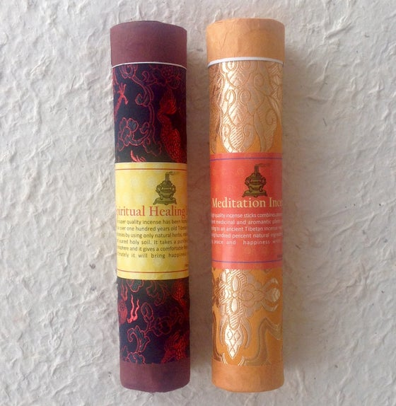 Image of  Handmade Incense Sticks:  Meditation or Spiritual healing