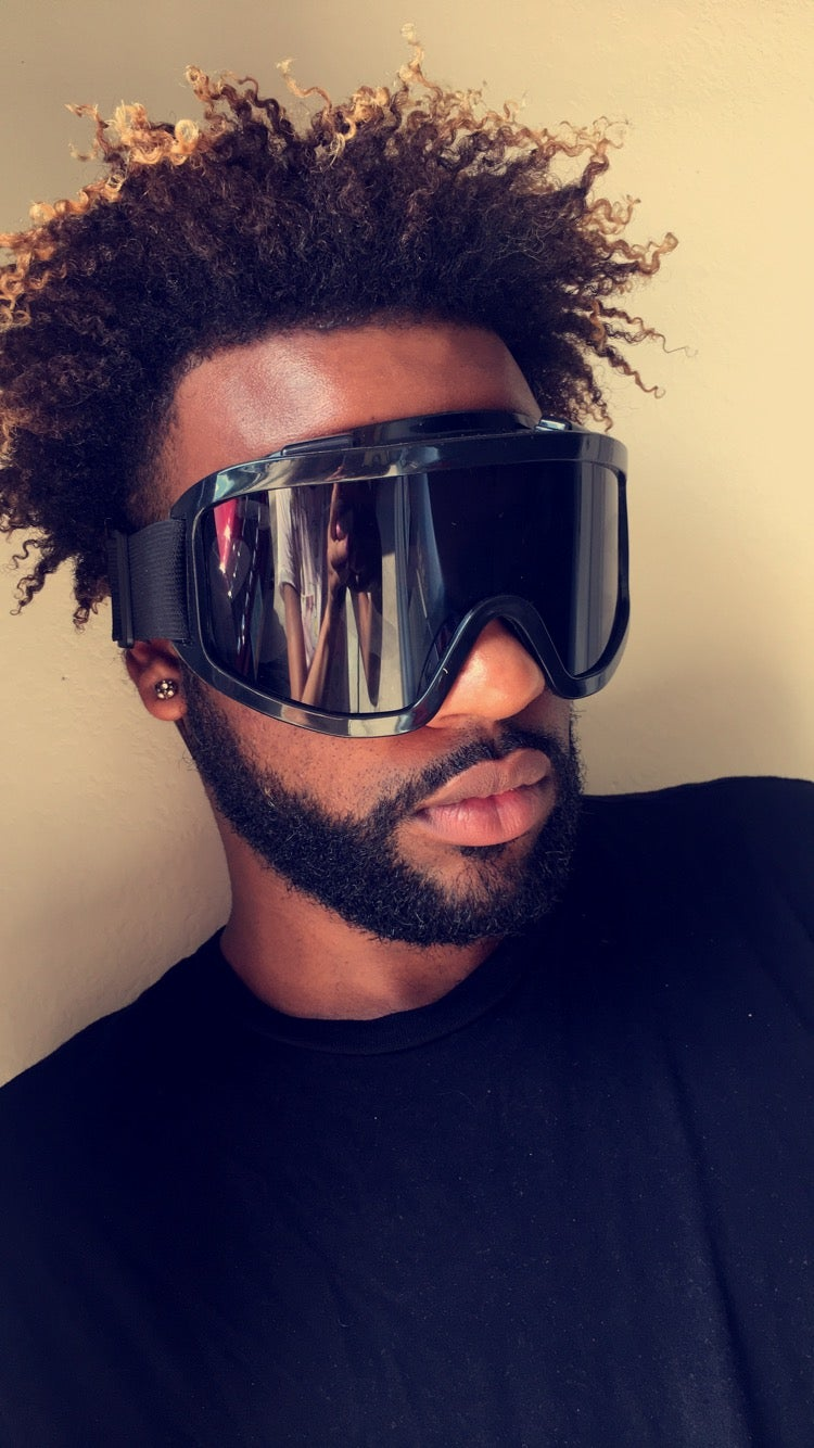 Image of GEORGIE SKI GOGGLES