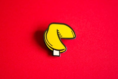 Image of Fortune Cookie Pin