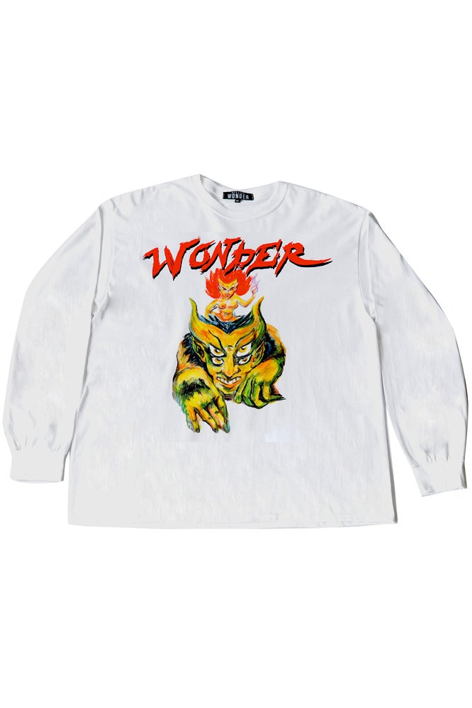 Image of Green Demon Longsleeve