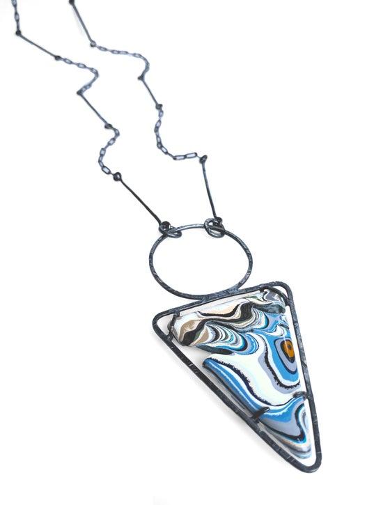 Image of Fordite Pendant