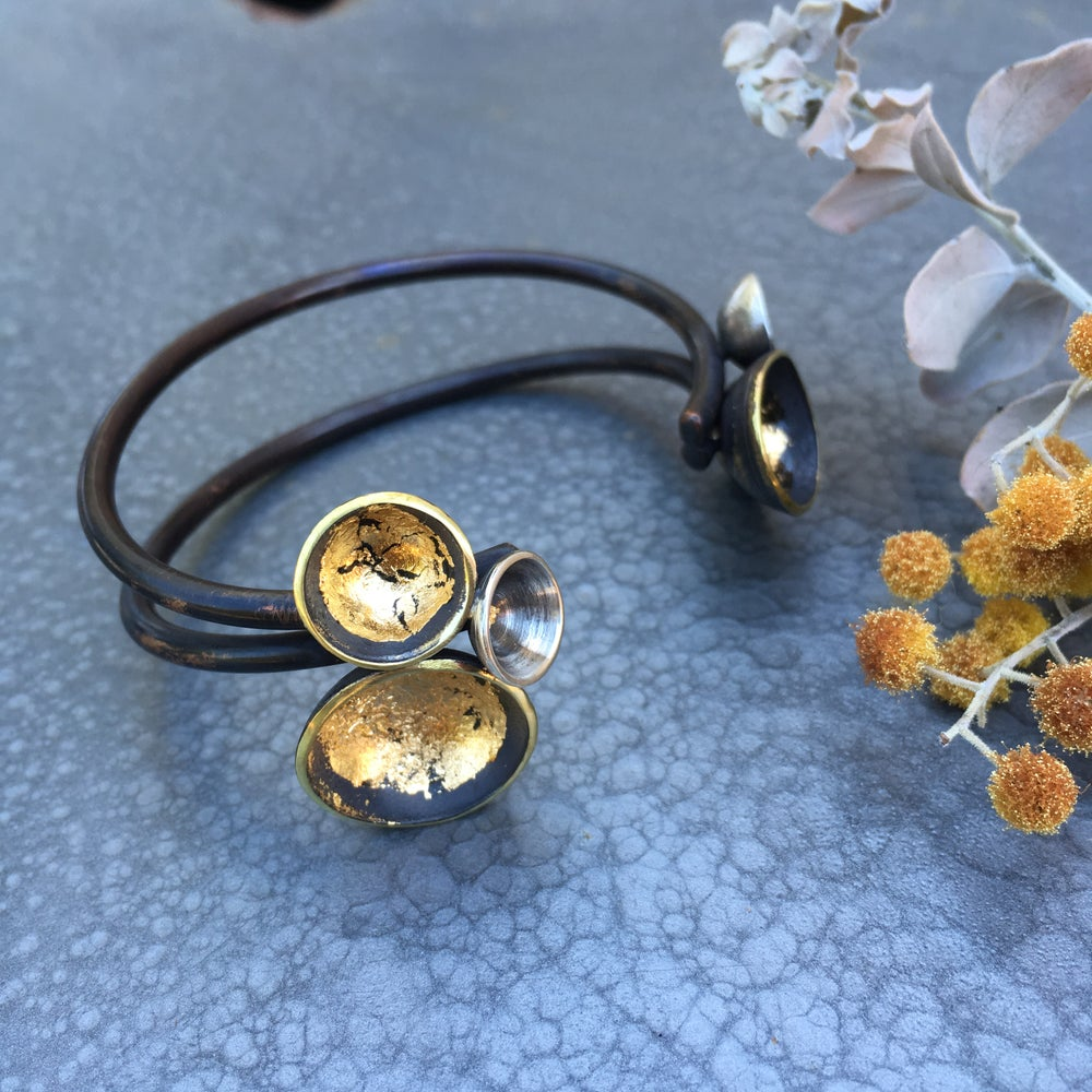 Image of Acacia Cluster Cuff