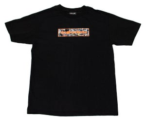 Image of JP Bar Fill Tee Black