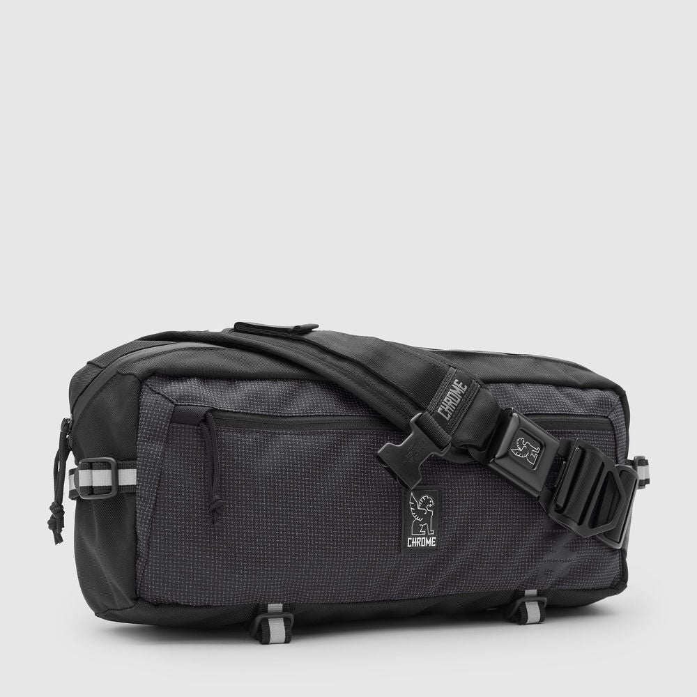 Image of NIGHT KADET NYLON MESSENGER BAG