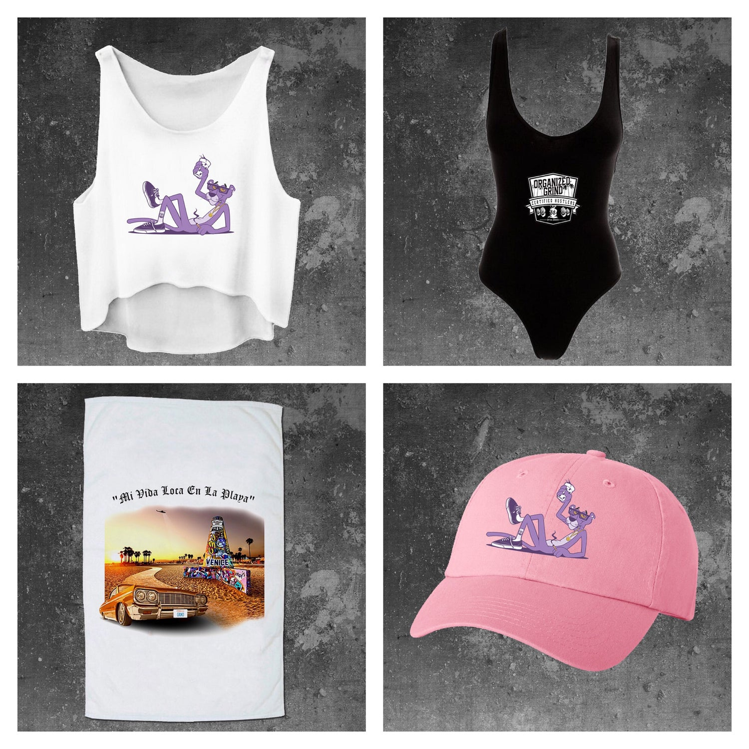 Image of OG Womans Gear & Accessories
