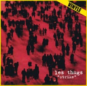 "Image of LES THUGS ""Strike"" LP (reissue 2017)"