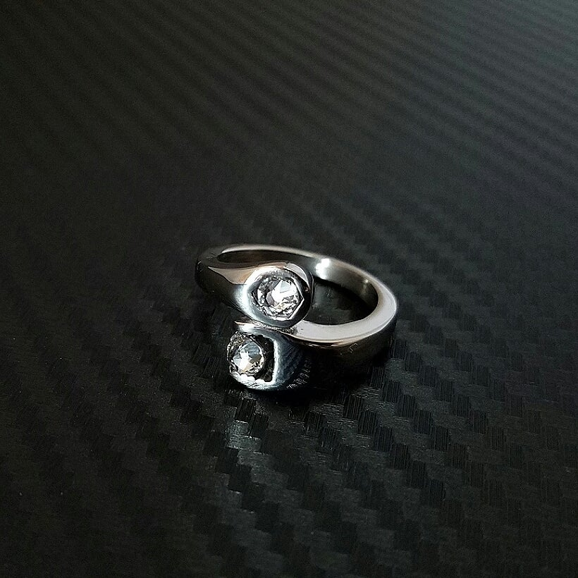 Image of Crystal Wrench Spanner Rings