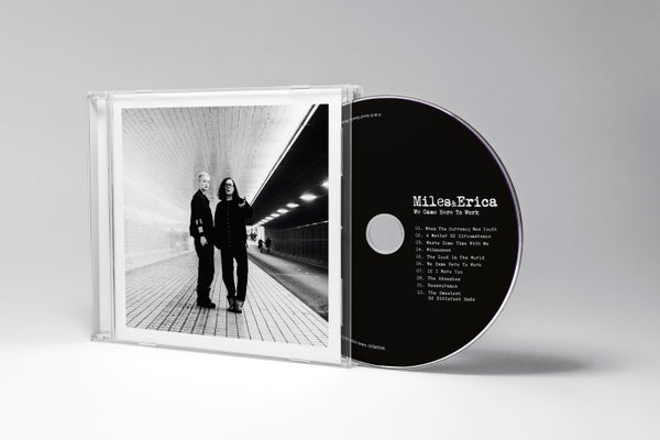 Image of We Came Here To Work - CD - pre-order