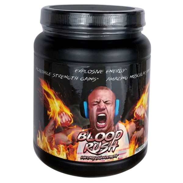 Image of Tyler1 BloodRush Preworkout