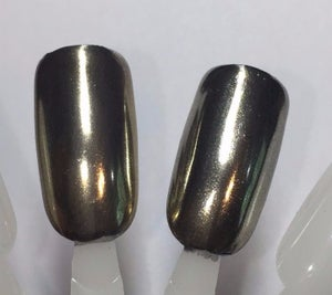 Image of Chrome Mirror Pigments (3 colors available)  in 1 gr. jar