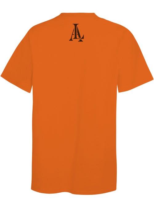 Image of Legendary American General tee in orange