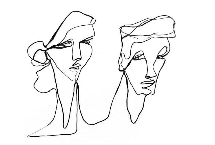 Image of Fashion, Editorial Illustrations + Portraits