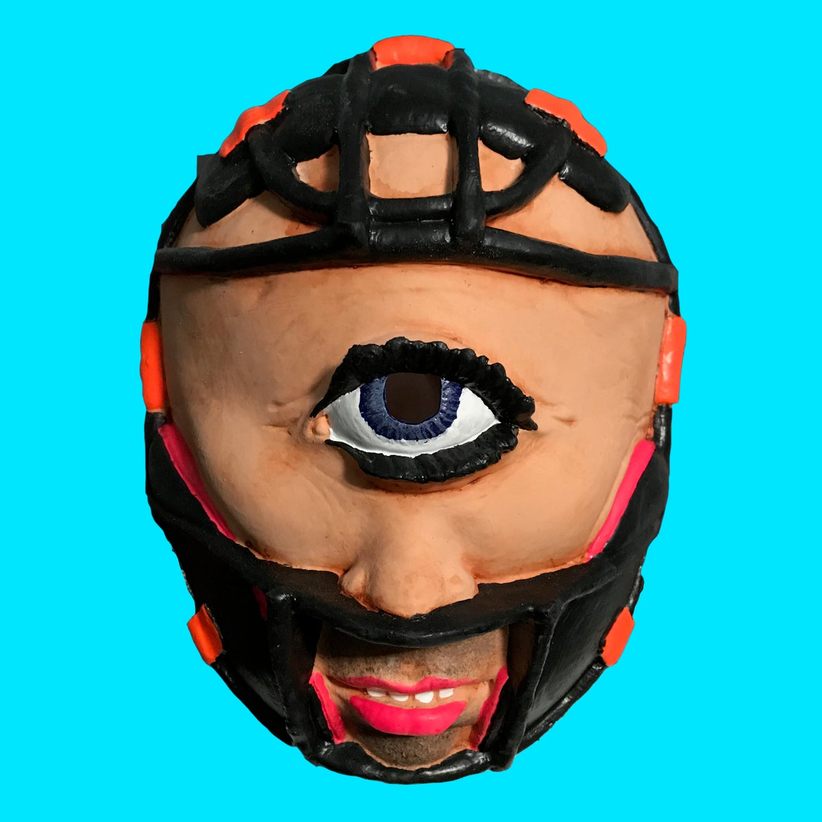 Masks And Rubber Rad Cult
