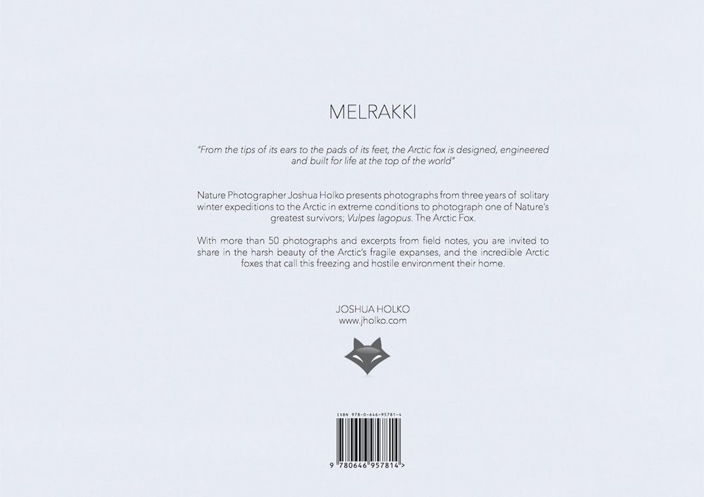 Image of Melrakki Soft Cover Open Edition