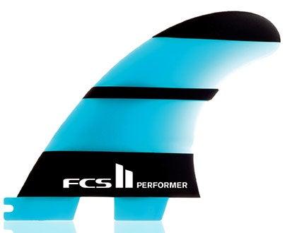 Image of FCS II Performer Neo Glass Tri Set