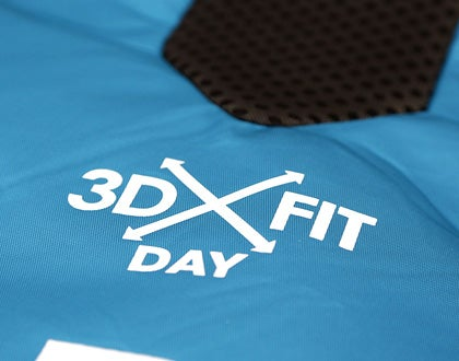 """Image of FCS 3DxFit Day All Purpose Cover 5'9"""" - 5'10"""""""