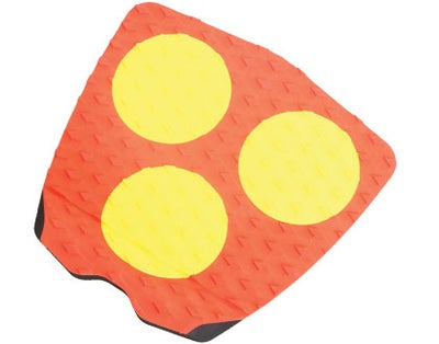 Image of Gorilla Heritage Orange Yellow Tail Pad