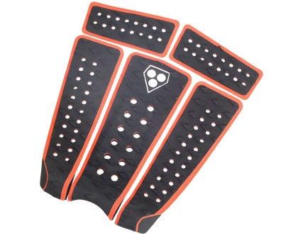 Image of Gorilla Campaign Black Orange Tail Pad