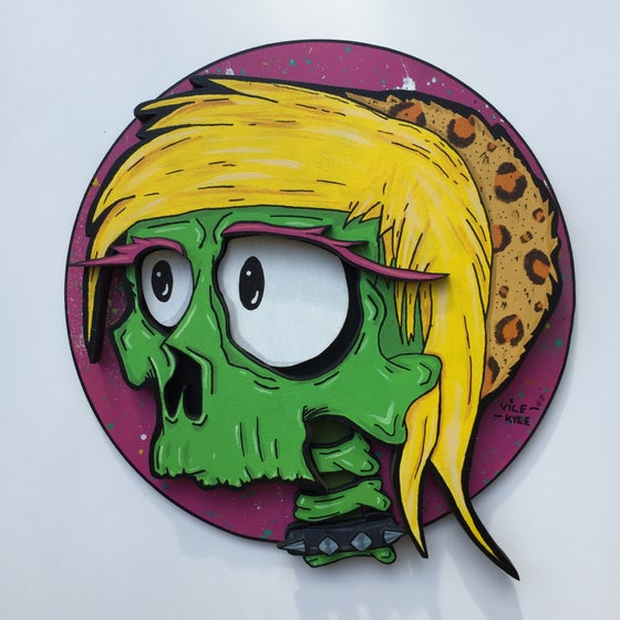 Image of Punk Rock Girl