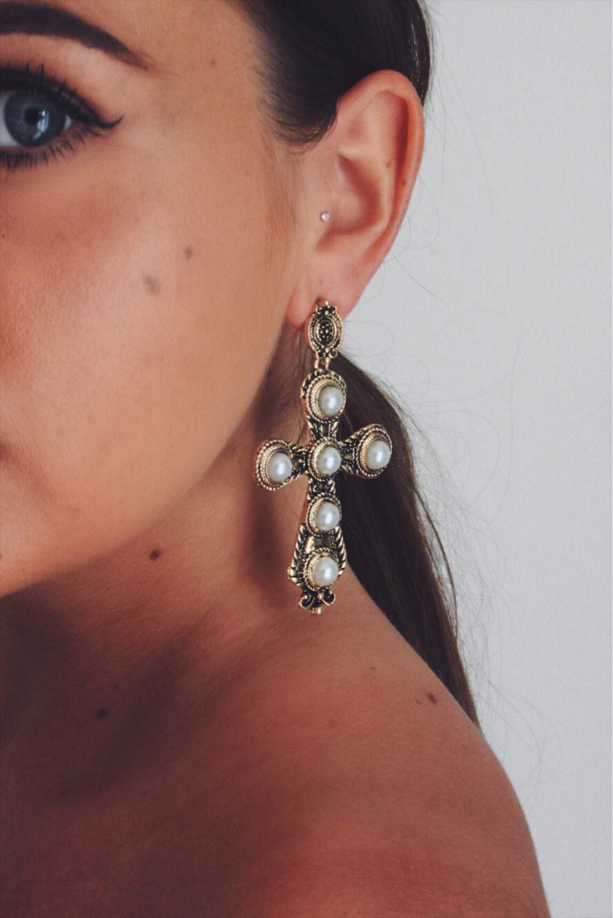 Image of Madonna Earrings