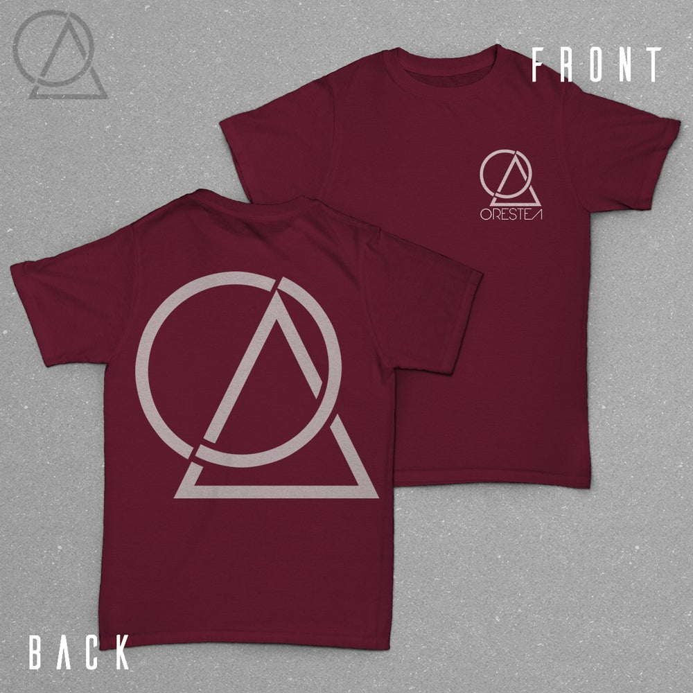 Image of Maroon Logo Shirt