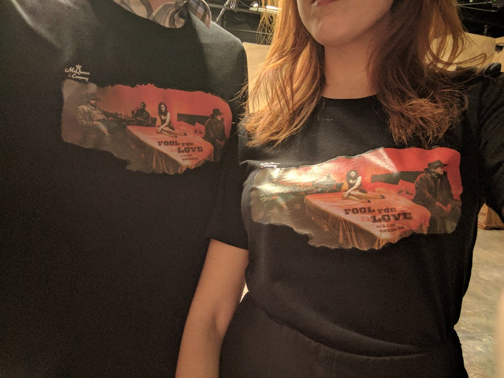 Image of Fool for Love Limited Edition T-Shirts!