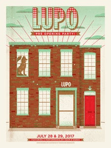 Image of LUPO poster