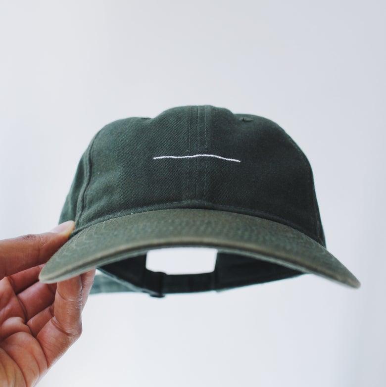 Image of THATBOII CAP - OLIVE