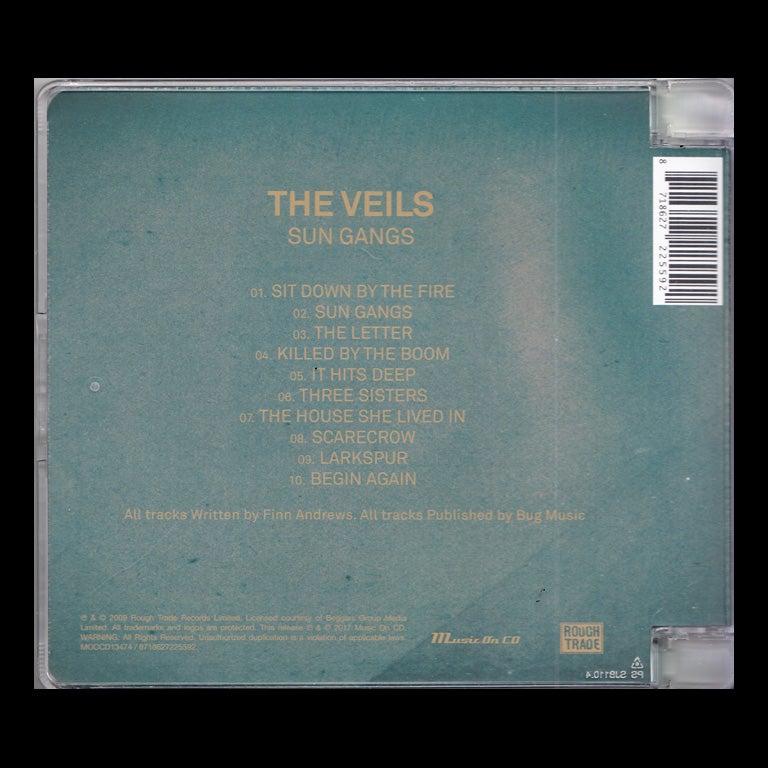 Image of SUN GANGS CD ALBUM
