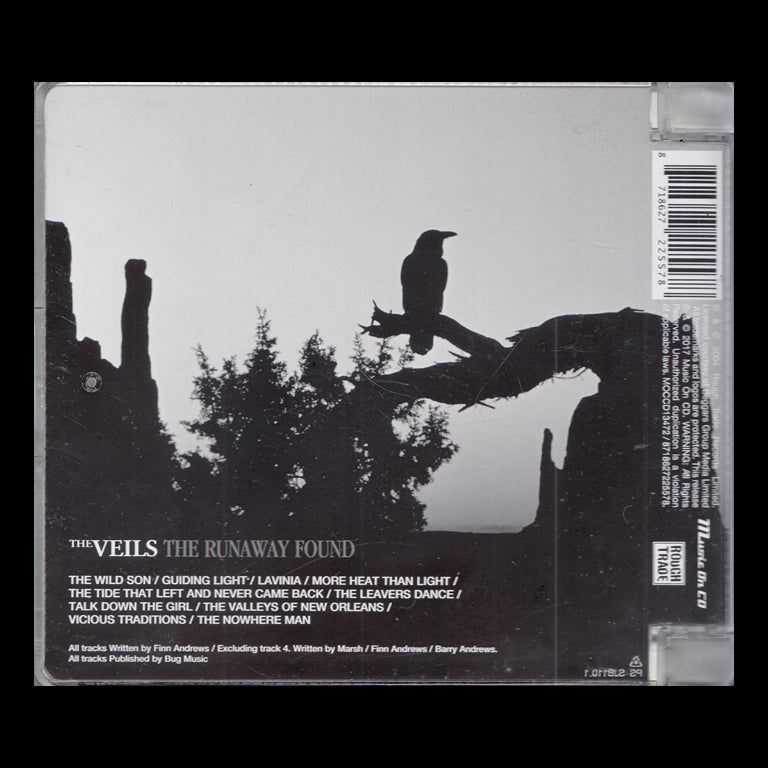 Image of THE RUNAWAY FOUND CD Album