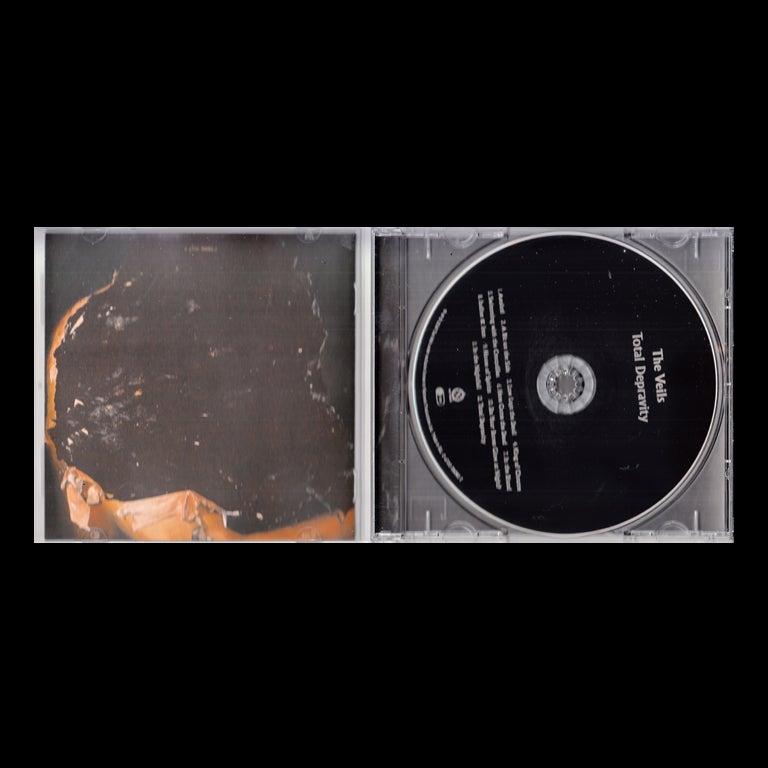 Image of TOTAL DEPRAVITY CD ALBUM