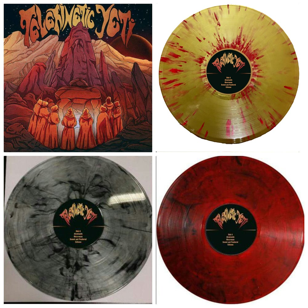Image of Abominable Limited Edition Colored Vinyl LP Preorder + Digital Download