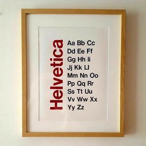 Image of Helvetica