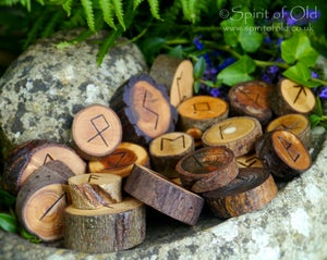 Image of Tree Spirit corresponding runes (D051)