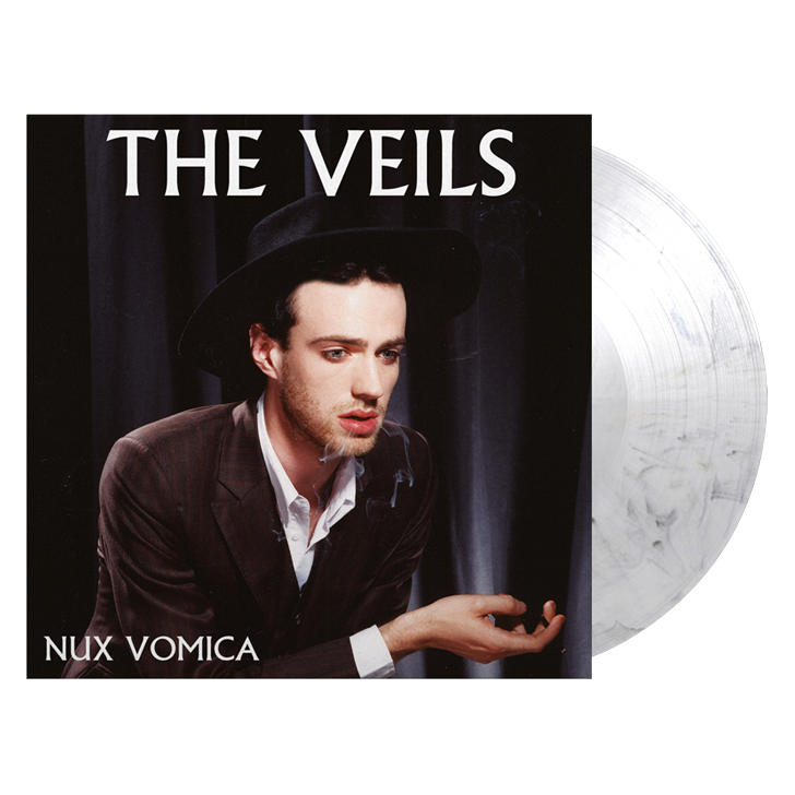 Image of NUX VOMICA COLOURED VINYL RE-ISSUE, SIGNED COPY: PRE-ORDER